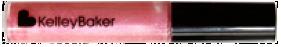 Kelley Baker Pink Rocks Lip Gloss