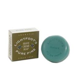 Pine Shave Cream Soap